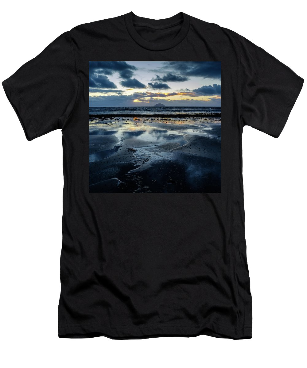 Scotland T-Shirt featuring the photograph Ailsa Craig by Peter OReilly