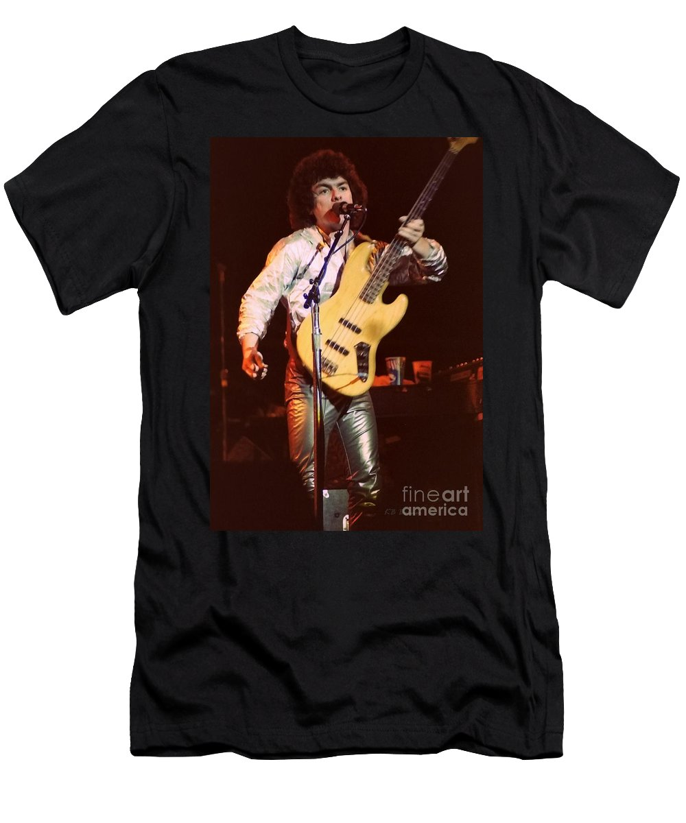 David Pack Men's T-Shirt (Athletic Fit) featuring the photograph Ambrosia 2 by Kevin B Bohner