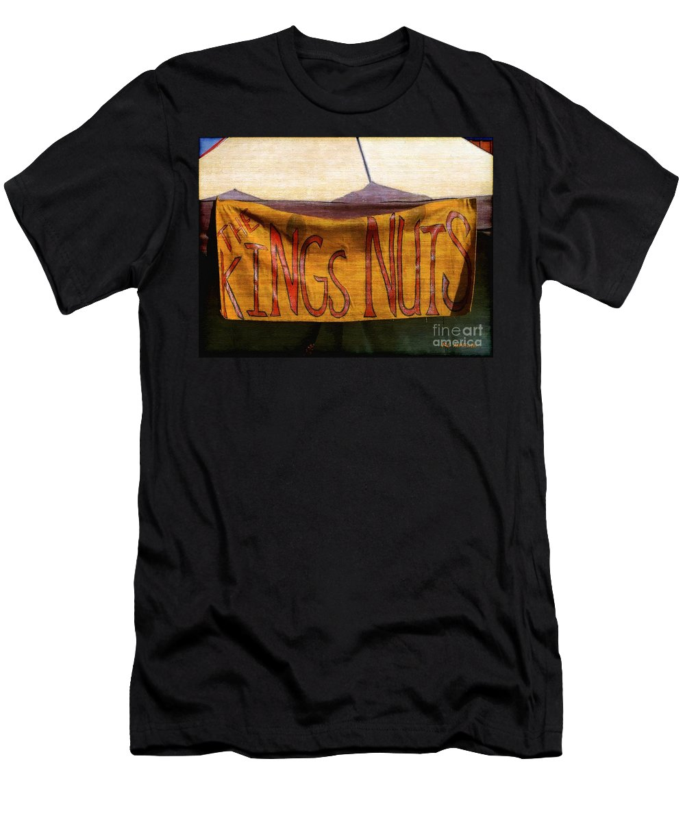 Bar Men's T-Shirt (Athletic Fit) featuring the painting An Extraordinary Ordinary by RC DeWinter