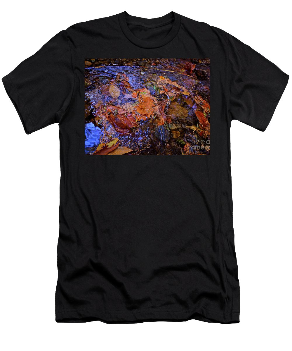 Nature Men's T-Shirt (Athletic Fit) featuring the photograph Arte Por Los Suelos Chapter Iv by Xabi Lobo