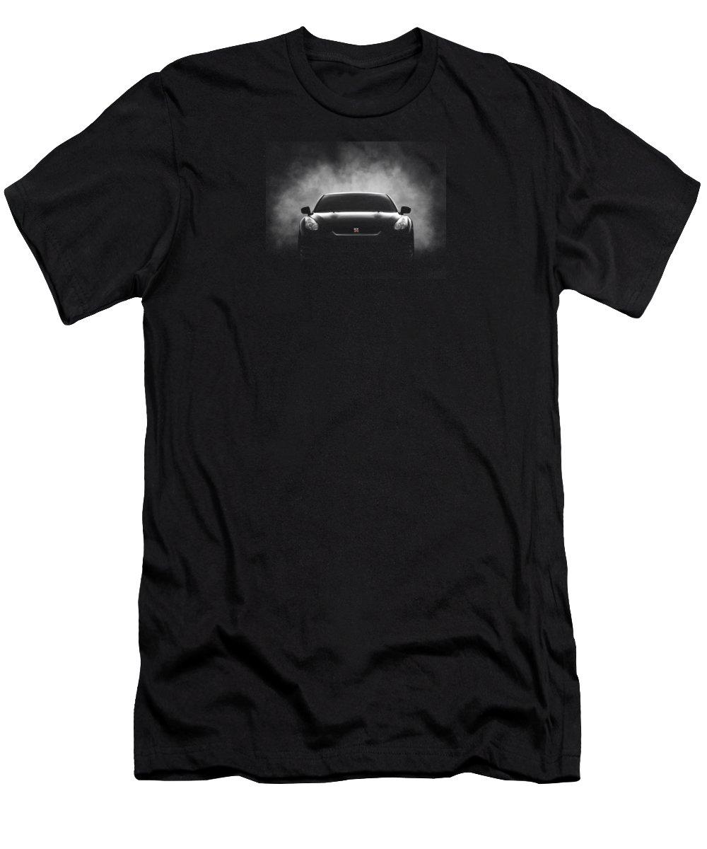 Gtr T-Shirt featuring the digital art GTR by Douglas Pittman
