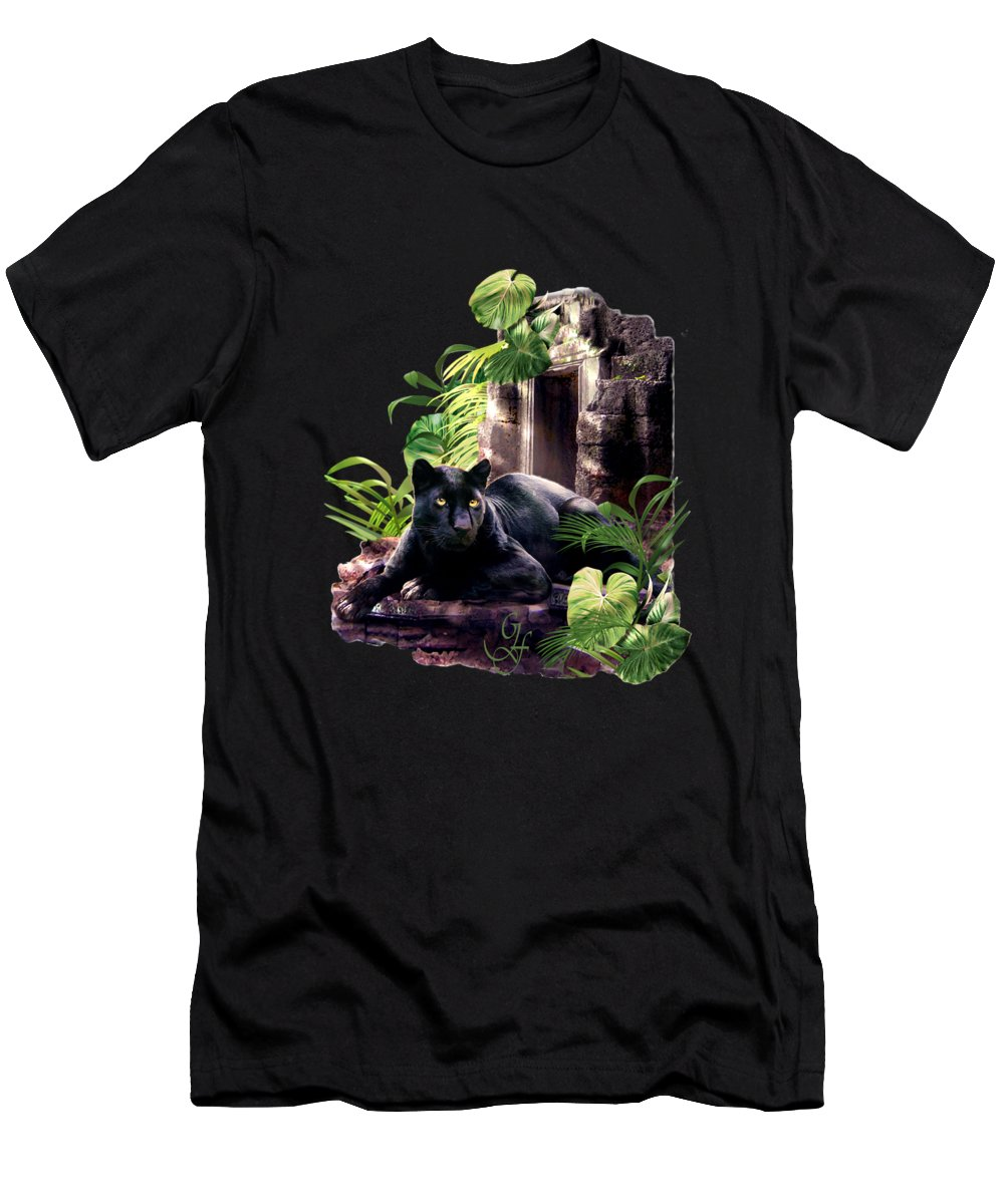Panther Slim Fit T-Shirts