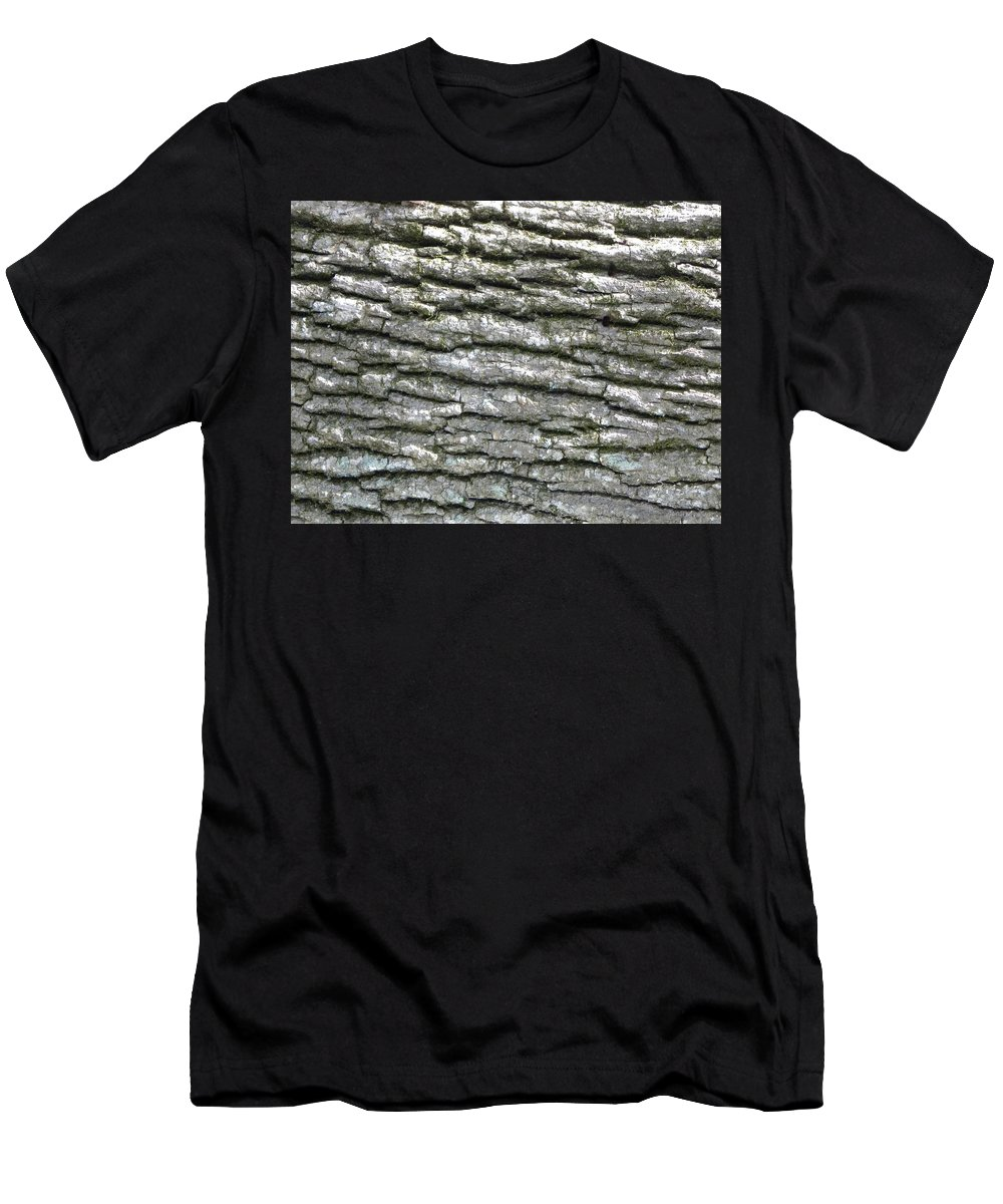 Tree Men's T-Shirt (Athletic Fit) featuring the photograph Bark by Shannon Turek
