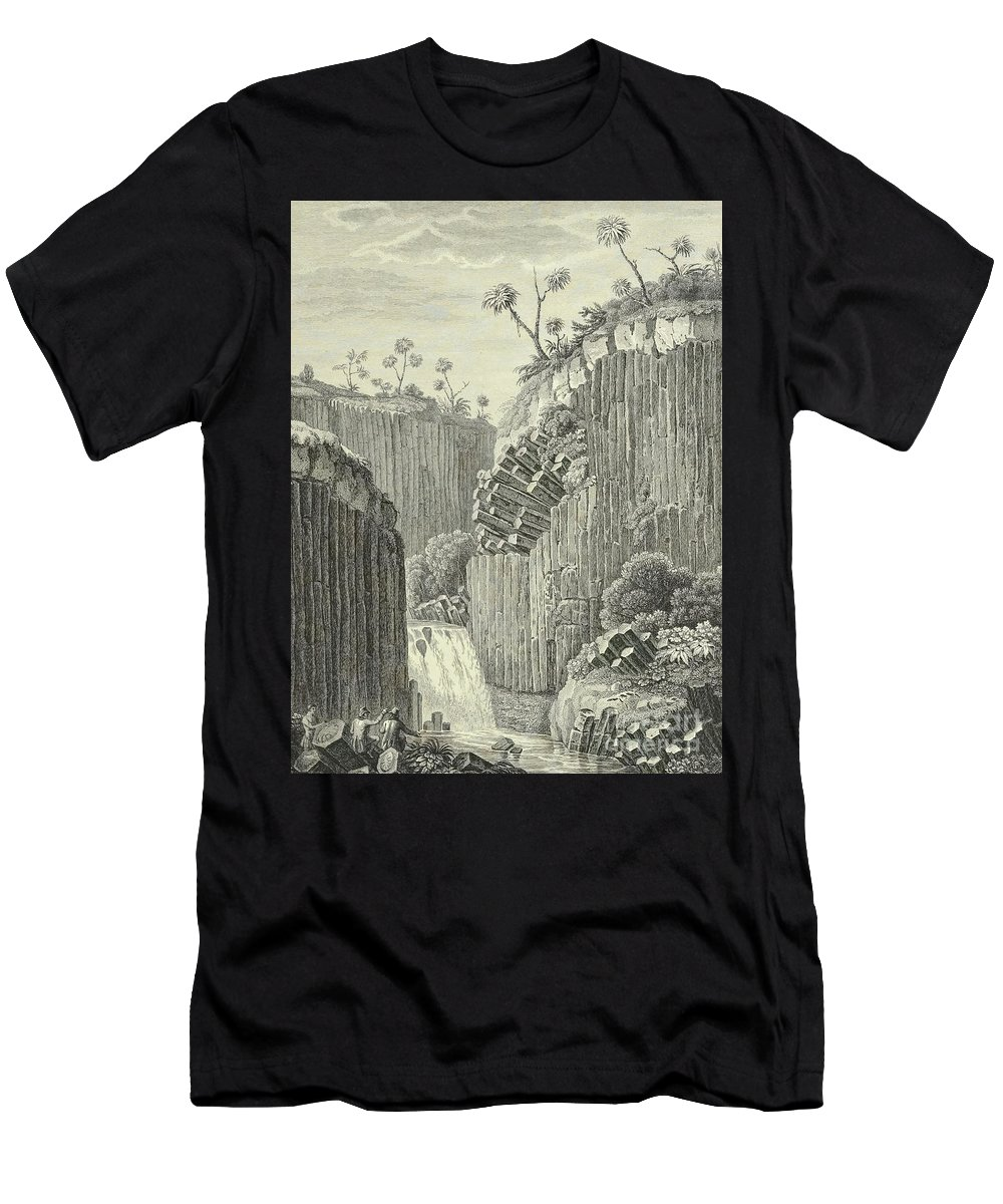 New Mexico Landscape Drawings T-Shirts