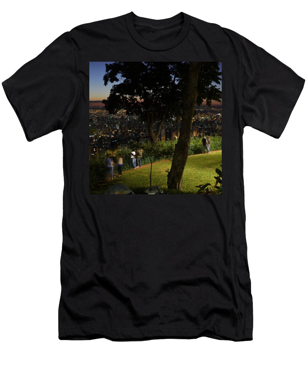 Skylines Slim Fit T-Shirts