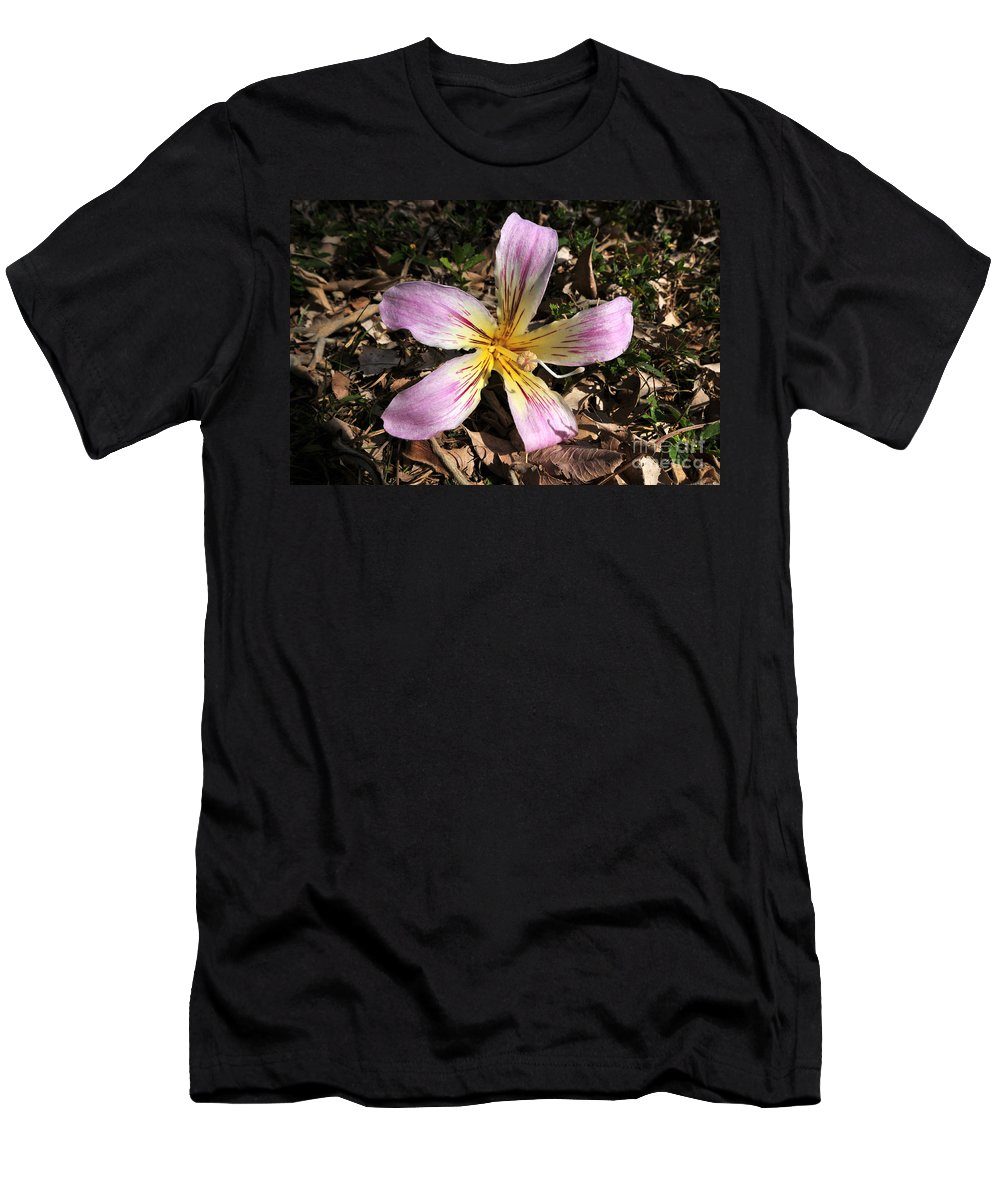 Beautiful Men's T-Shirt (Athletic Fit) featuring the photograph Beauty From Above by David Lee Thompson