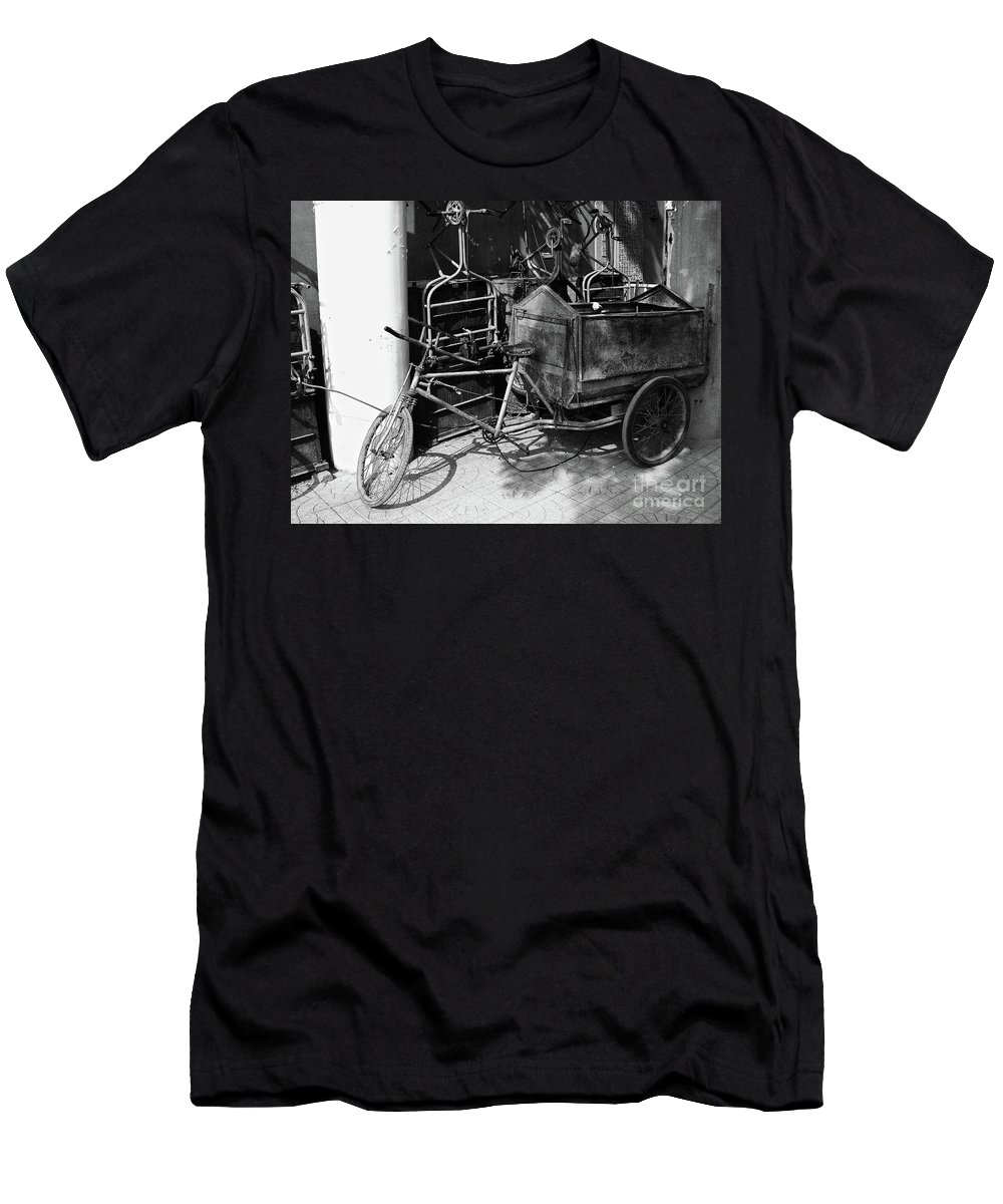 Beijing Men's T-Shirt (Athletic Fit) featuring the photograph Beijing City 18 by Xueling Zou