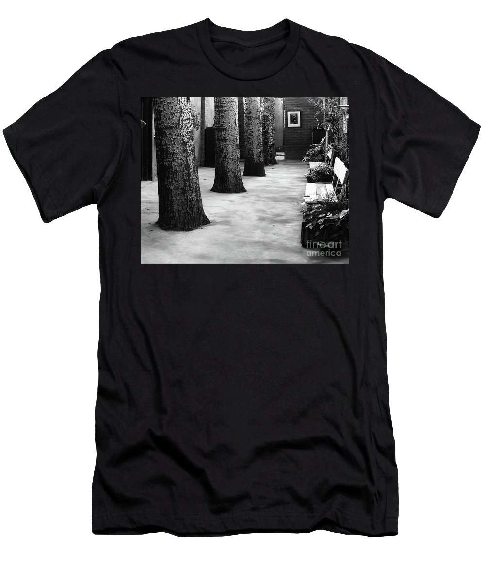 Beijing Men's T-Shirt (Athletic Fit) featuring the photograph Beijing City 19 by Xueling Zou
