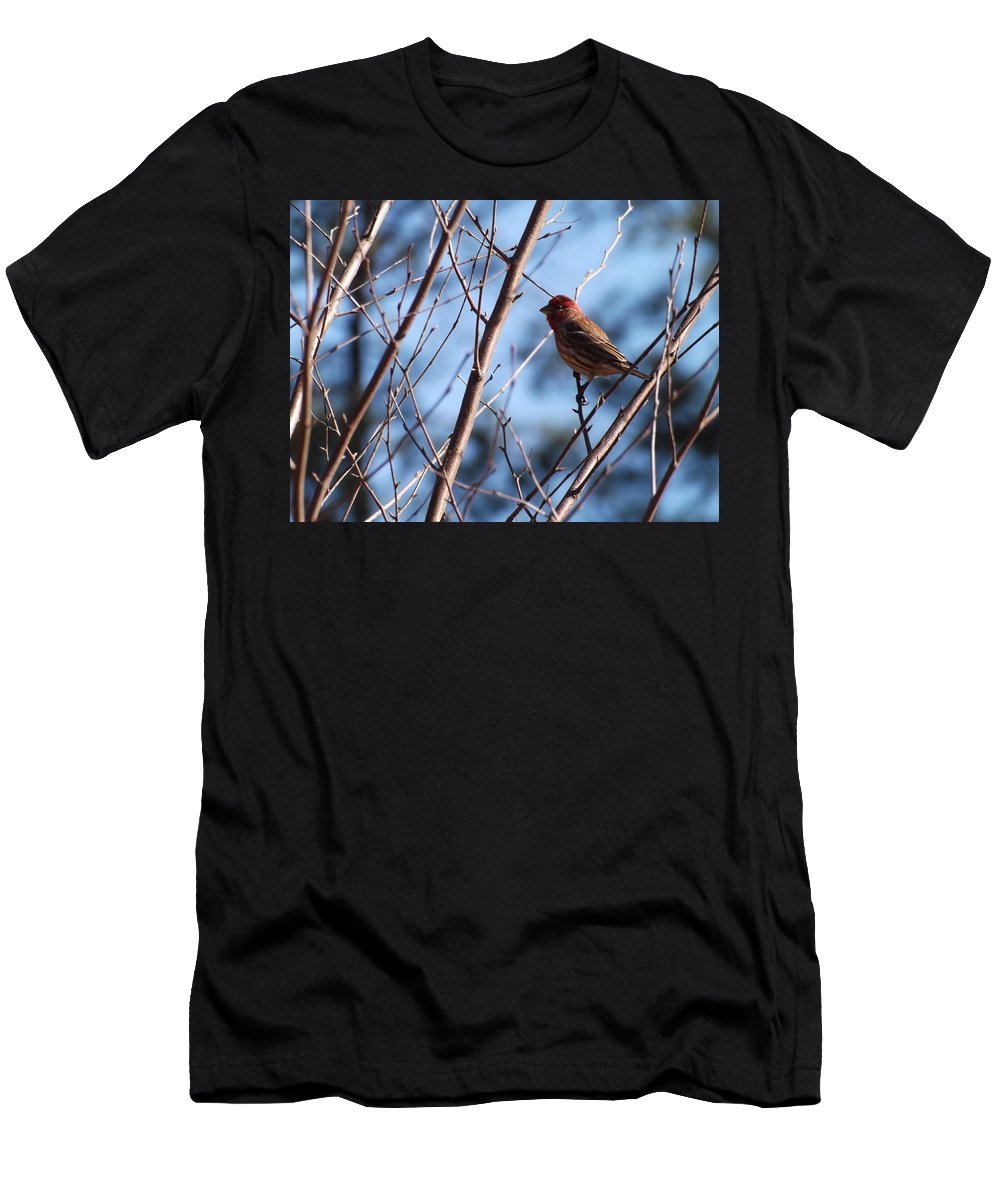Men's T-Shirt (Athletic Fit) featuring the photograph Berore 'the Storm' by Mark Dibble
