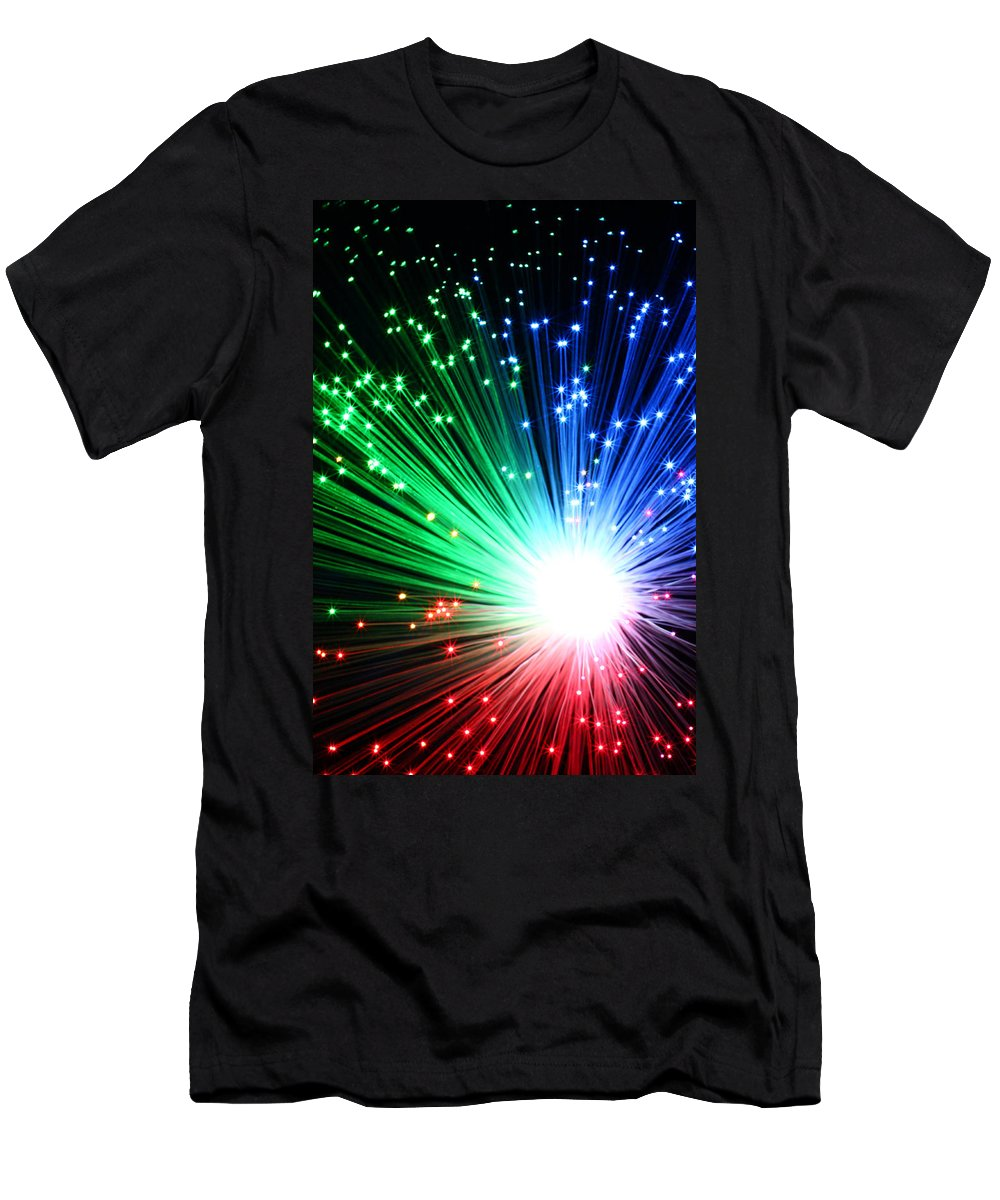 Blast Men's T-Shirt (Athletic Fit) featuring the photograph Big Boom II by Daniel Csoka