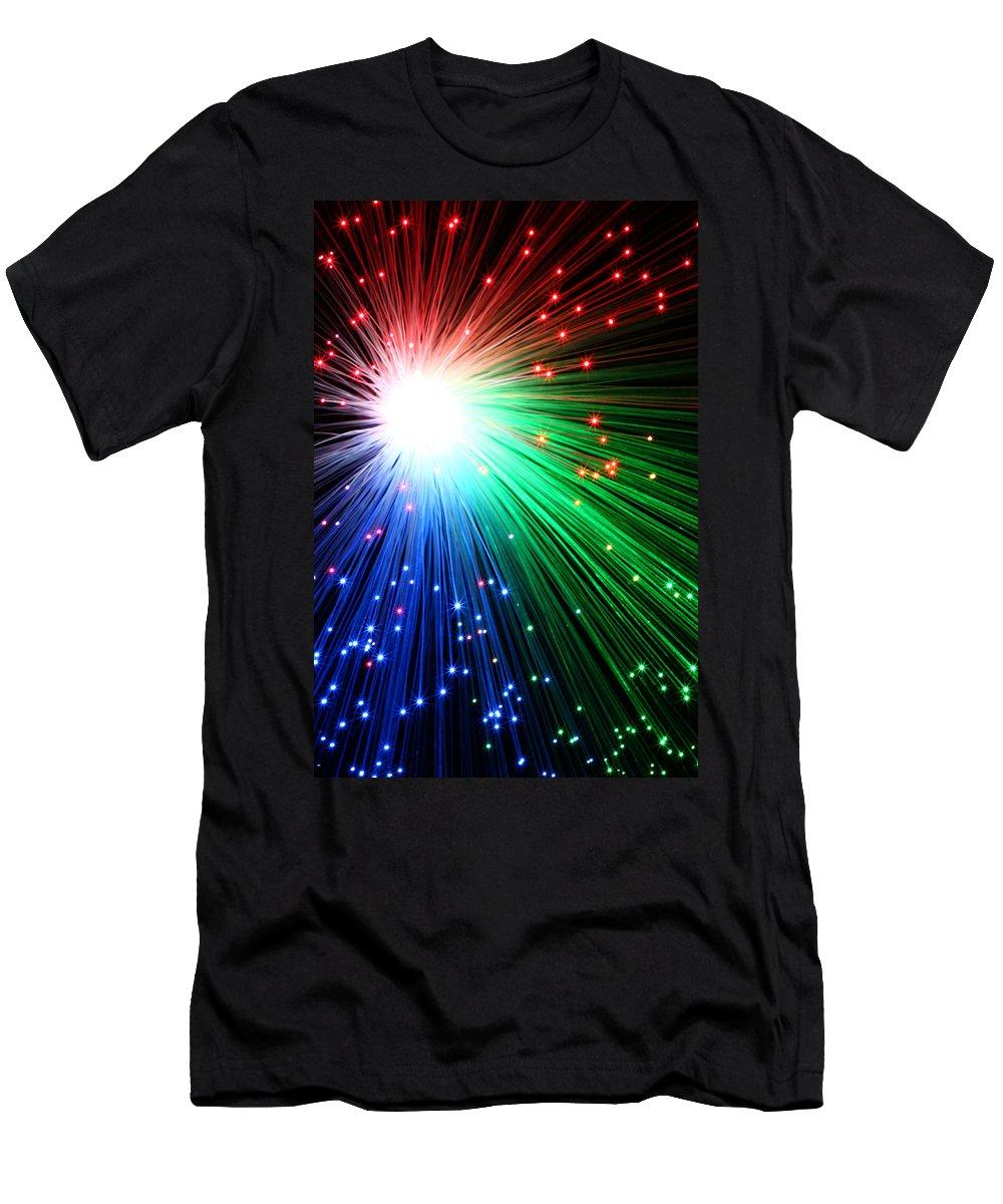 Blast Men's T-Shirt (Athletic Fit) featuring the photograph Big Boom IIi by Daniel Csoka