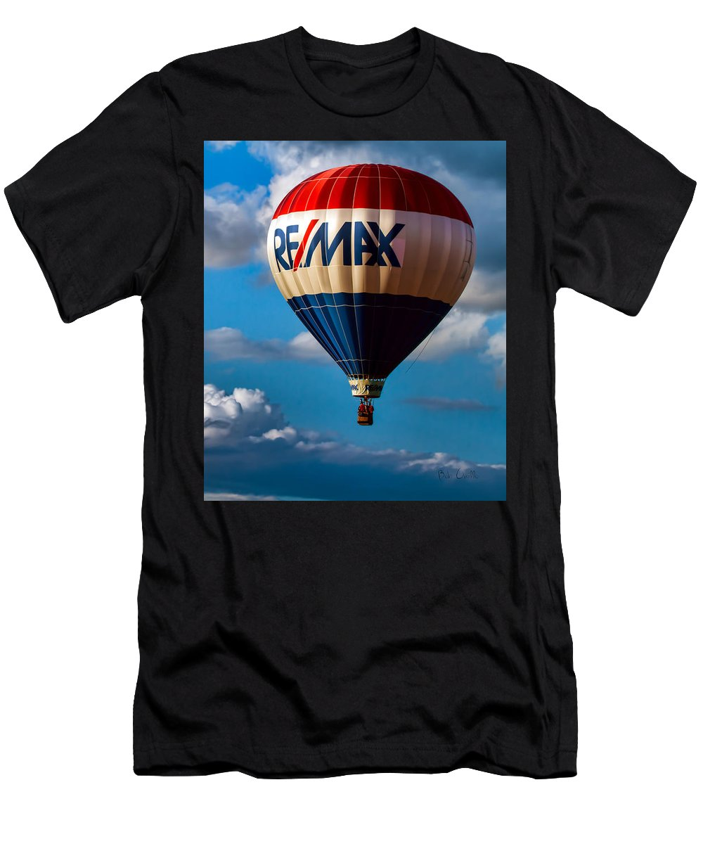 Men's T-Shirt (Athletic Fit) featuring the photograph Big Max Re Max by Bob Orsillo