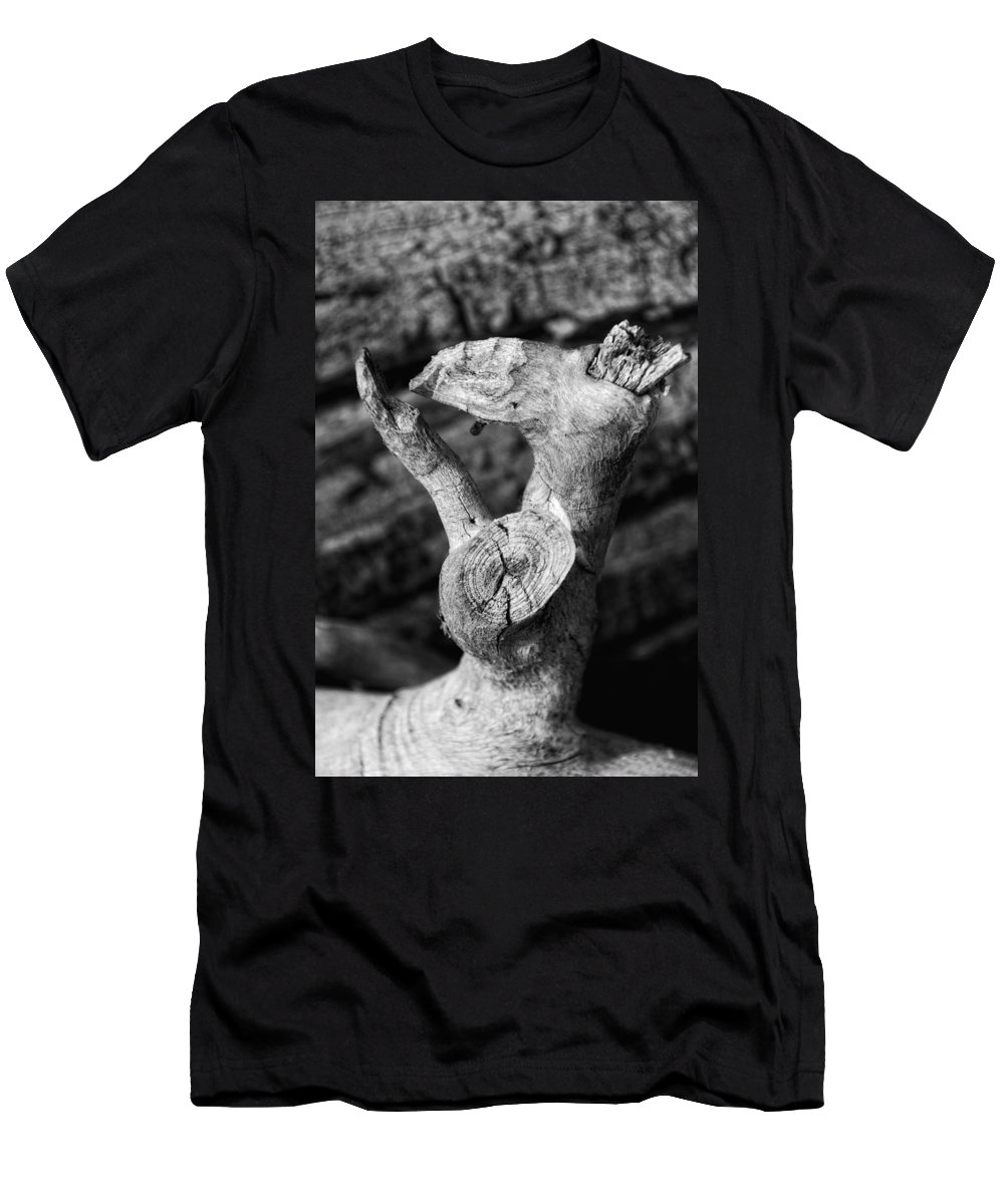 Photograph Men's T-Shirt (Athletic Fit) featuring the photograph Blow A Kiss by Donna Blackhall