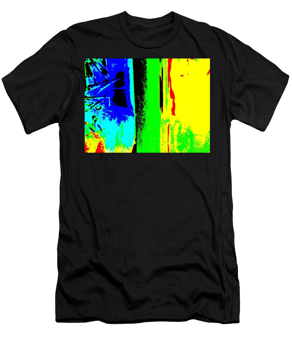 Still Life Men's T-Shirt (Athletic Fit) featuring the photograph Bottles 35 by George Ramos