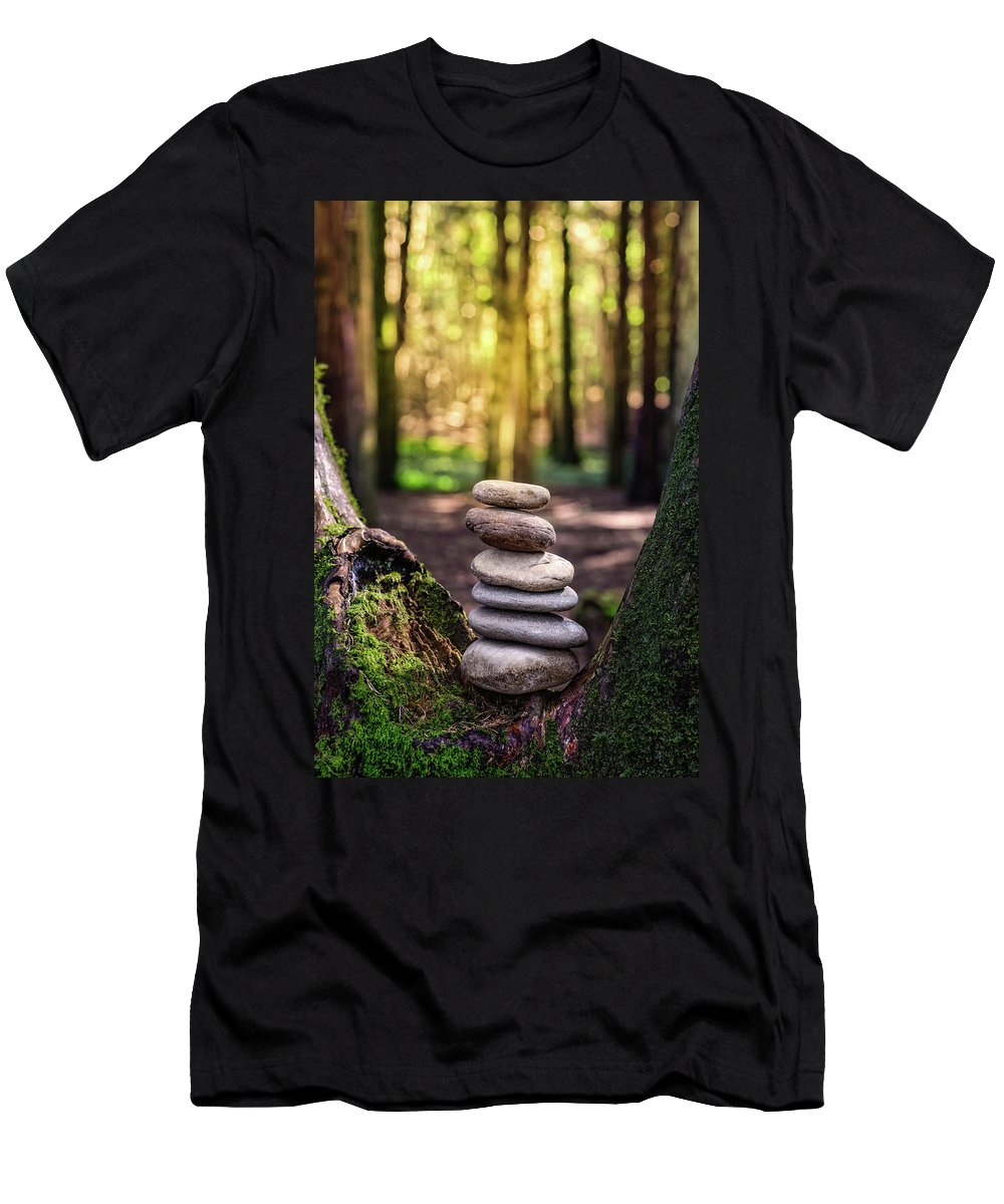 Brand New Day T-Shirt featuring the photograph Brand New Day by Marco Oliveira