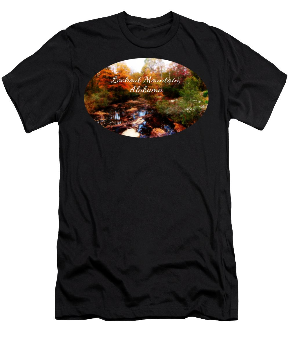 Breaking Through Men's T-Shirt (Athletic Fit) featuring the photograph Breaking Through - Original by Anita Faye