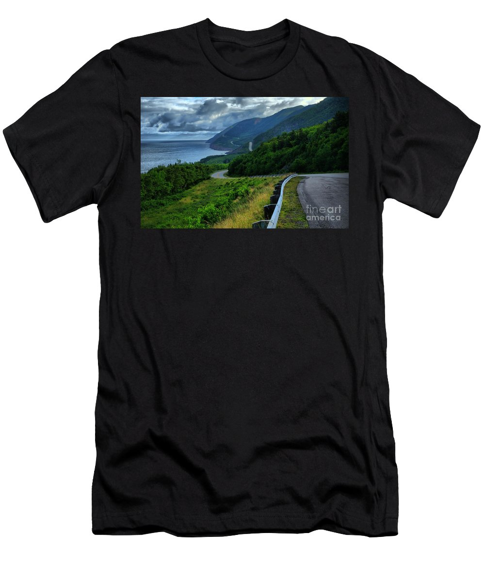 Cabot Trail Photographs T-Shirts