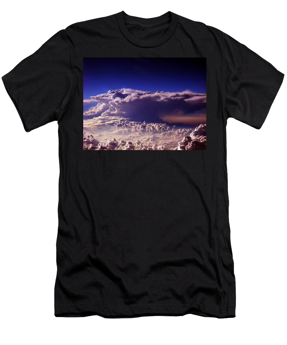 Aviation Art Men's T-Shirt (Athletic Fit) featuring the photograph Cb2.224 by Strato ThreeSIXTYFive