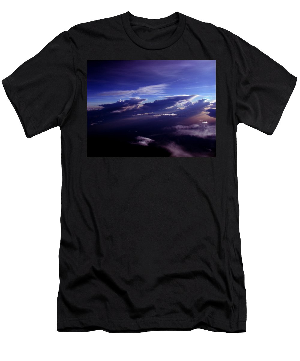 Aviation Art Men's T-Shirt (Athletic Fit) featuring the photograph Cb2.229 by Strato ThreeSIXTYFive