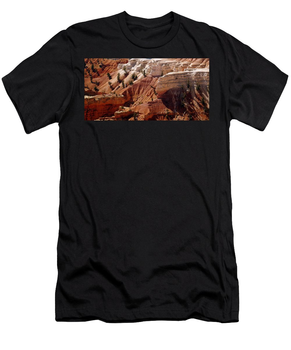 Cedar Breaks Men's T-Shirt (Athletic Fit) featuring the photograph Cedar Breaks 5 by Marty Koch