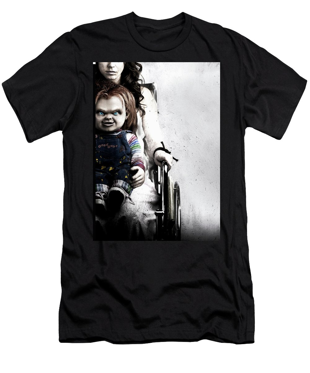 07440390 Childs Play 6 Curse Of Chucky 2013 T-Shirt for Sale by Geek N Rock