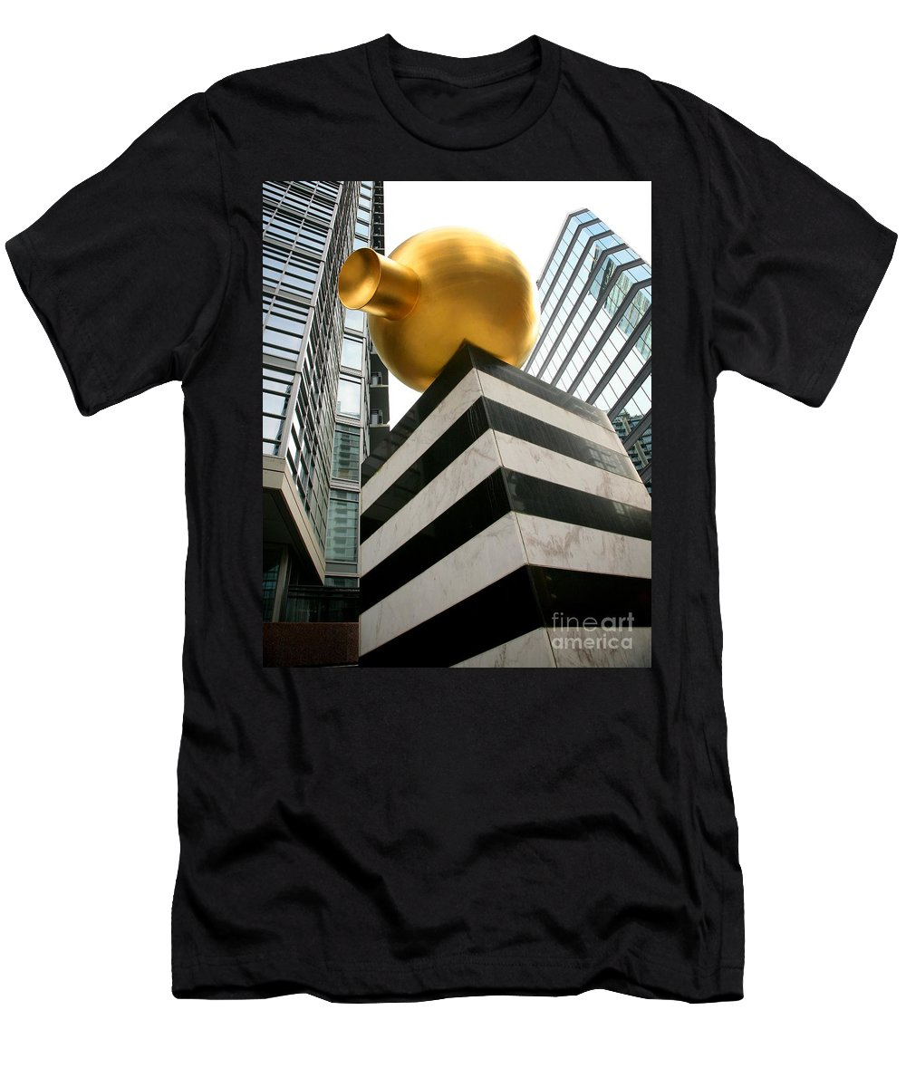 Cielo Men's T-Shirt (Athletic Fit) featuring the photograph Cielo by Chris Dutton