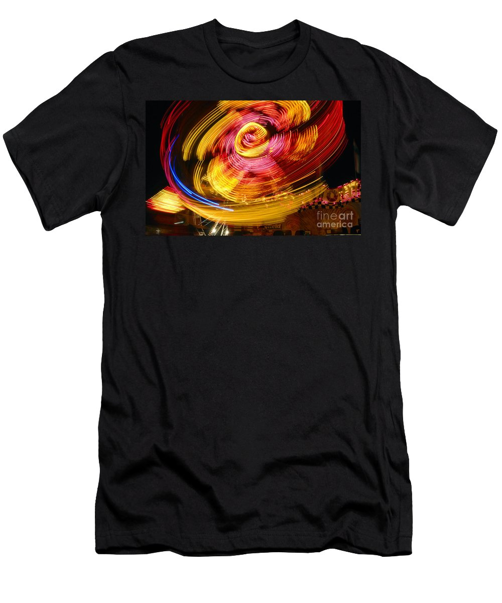 Fair Men's T-Shirt (Athletic Fit) featuring the photograph Color Twist by David Lee Thompson