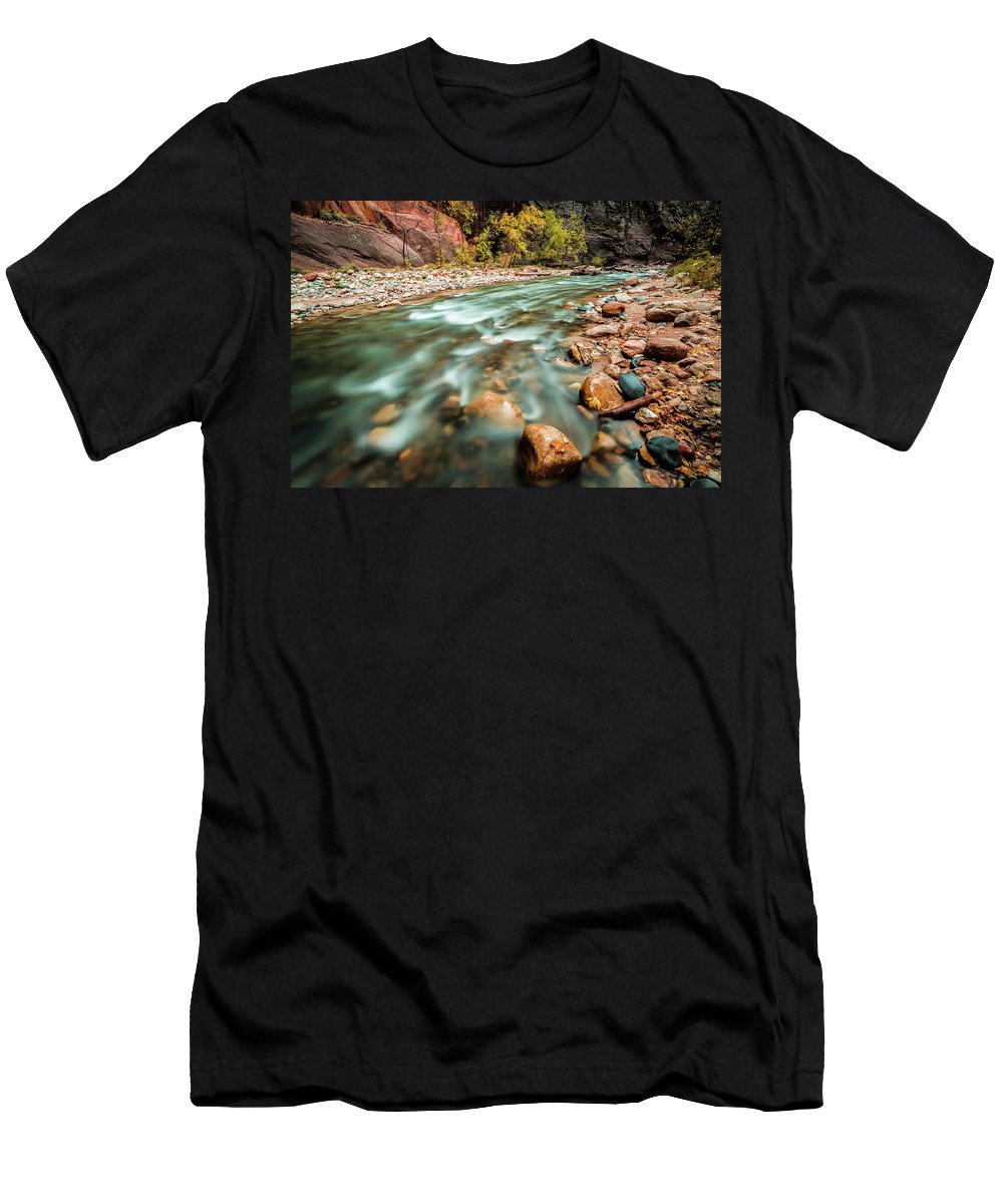 2013 T-Shirt featuring the photograph Cotton Colors by Edgars Erglis
