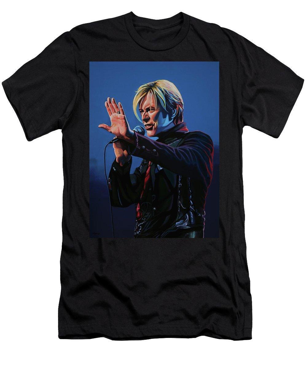 Star Of David Paintings T-Shirts