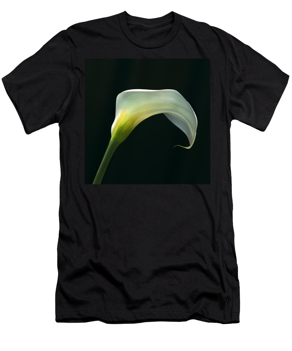 Art Men's T-Shirt (Athletic Fit) featuring the photograph Death Becomes Her by Marion Cullen