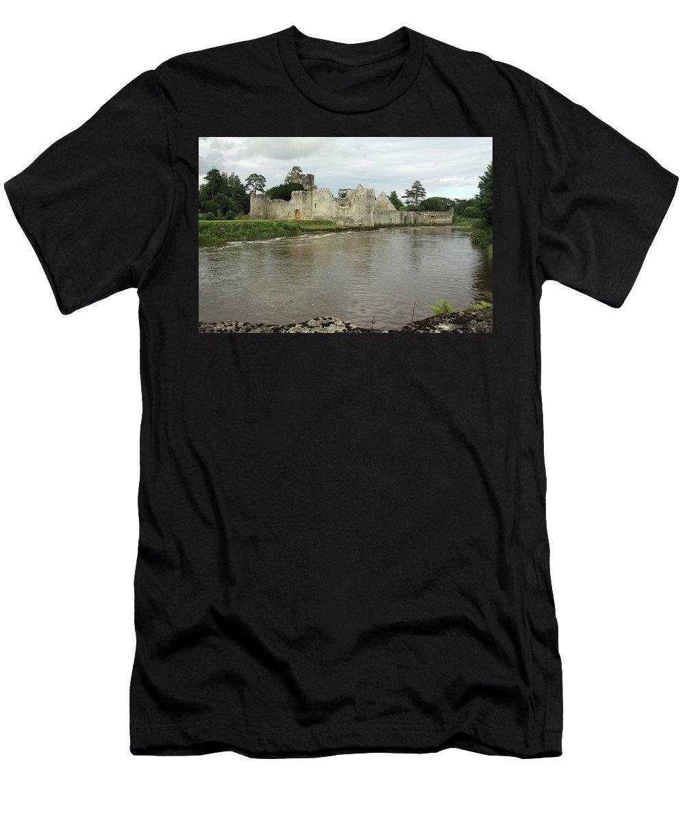 Castles T-Shirt featuring the photograph Desmond Castle, Limerick, Ireland by Aidan Moran