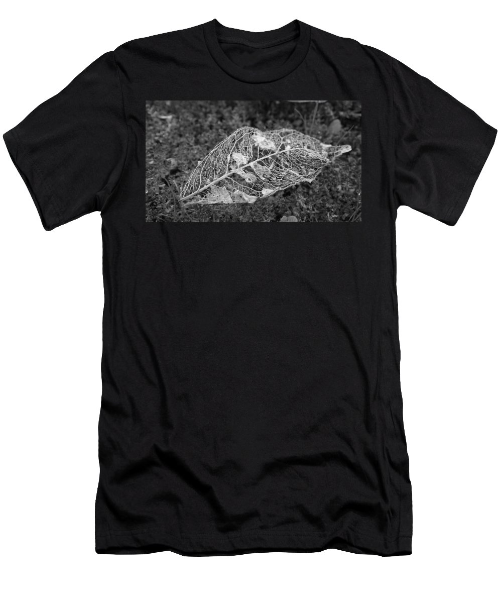 Men's T-Shirt (Athletic Fit) featuring the photograph Die Slowly by Filomena Alcaide