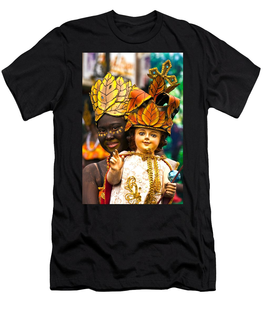 Festival Men's T-Shirt (Athletic Fit) featuring the photograph Dinagyan3 by George Cabig