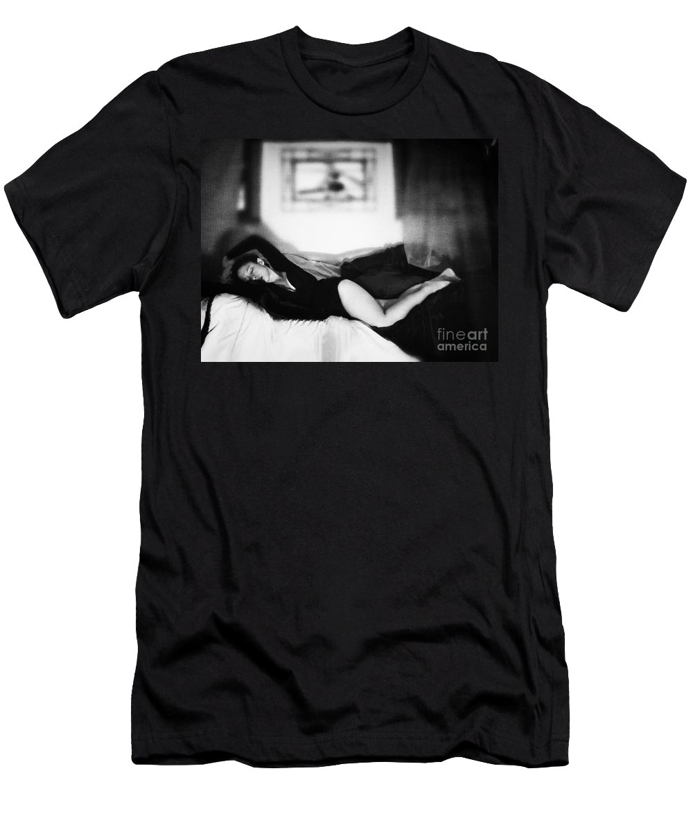Men's T-Shirt (Athletic Fit) featuring the photograph Dream Of Us by Jessica Shelton