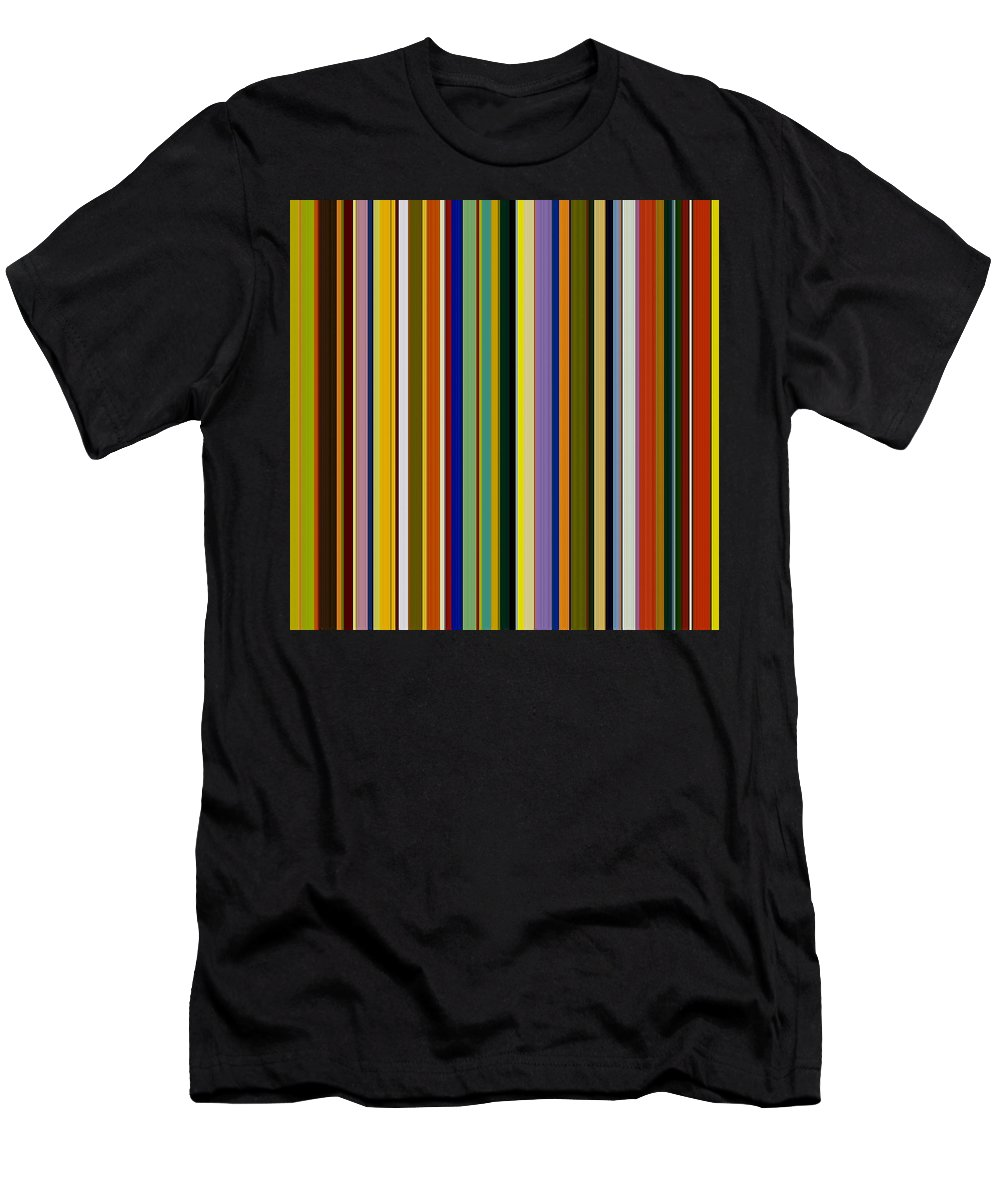 Textured Men's T-Shirt (Athletic Fit) featuring the digital art Dreamcoat Designs by Michelle Calkins