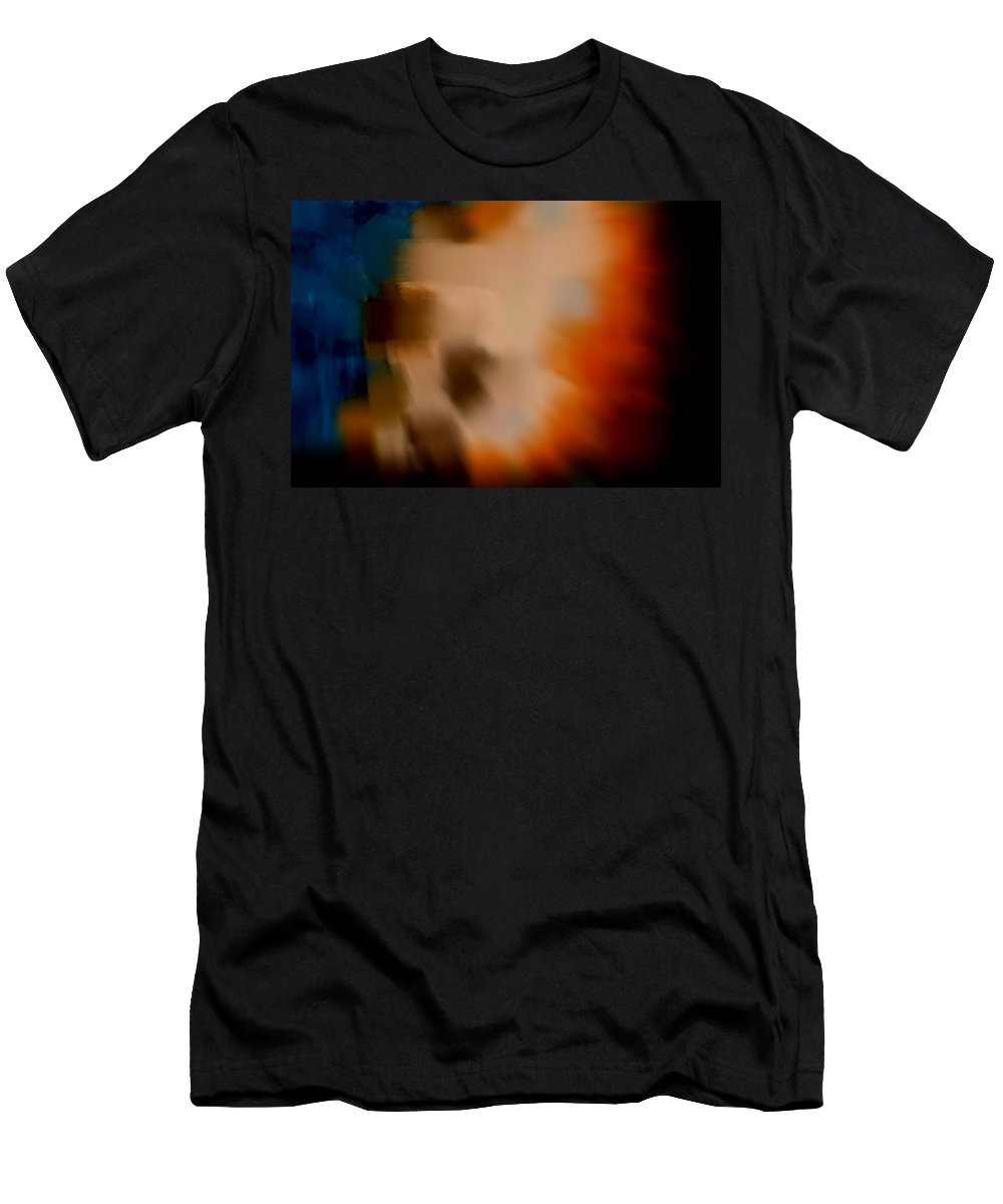 Evie Men's T-Shirt (Athletic Fit) featuring the photograph Eden by Evie Carrier