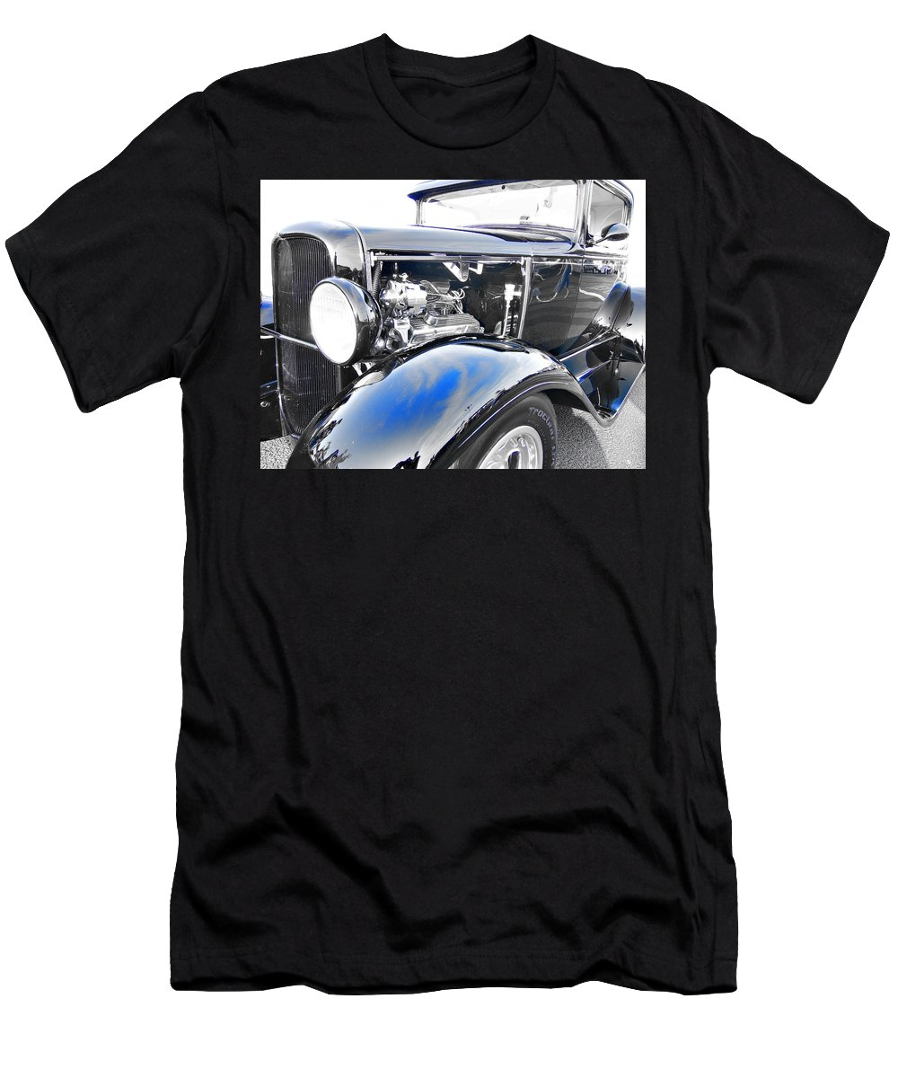 Vintage Men's T-Shirt (Athletic Fit) featuring the photograph Elegant Vintage by Douglas Barnard