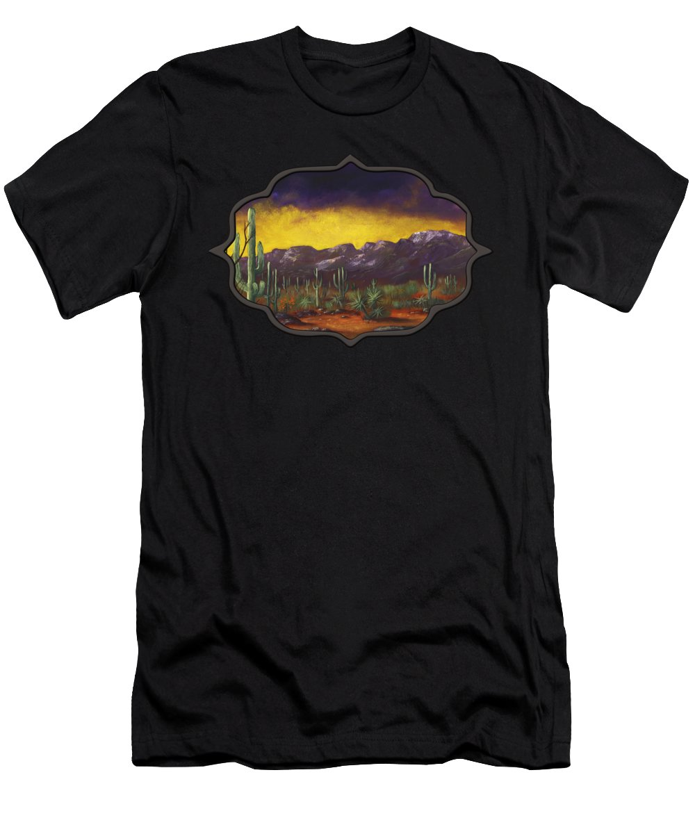 Barren Paintings T-Shirts