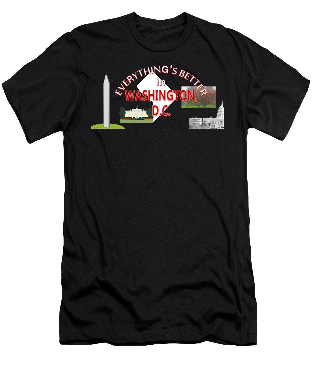 Washington D.c T-Shirts