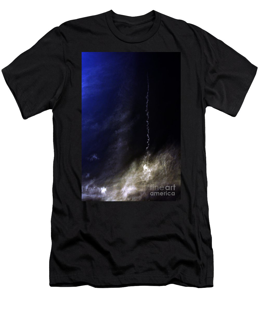 Clay Men's T-Shirt (Athletic Fit) featuring the photograph Fallen by Clayton Bruster