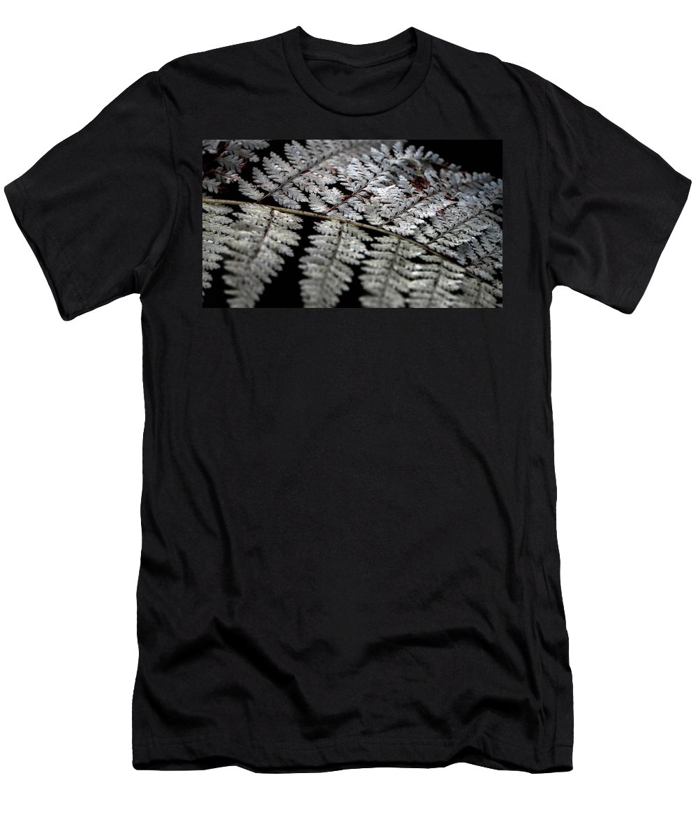 Men's T-Shirt (Athletic Fit) featuring the photograph Fern by Jessie Henry
