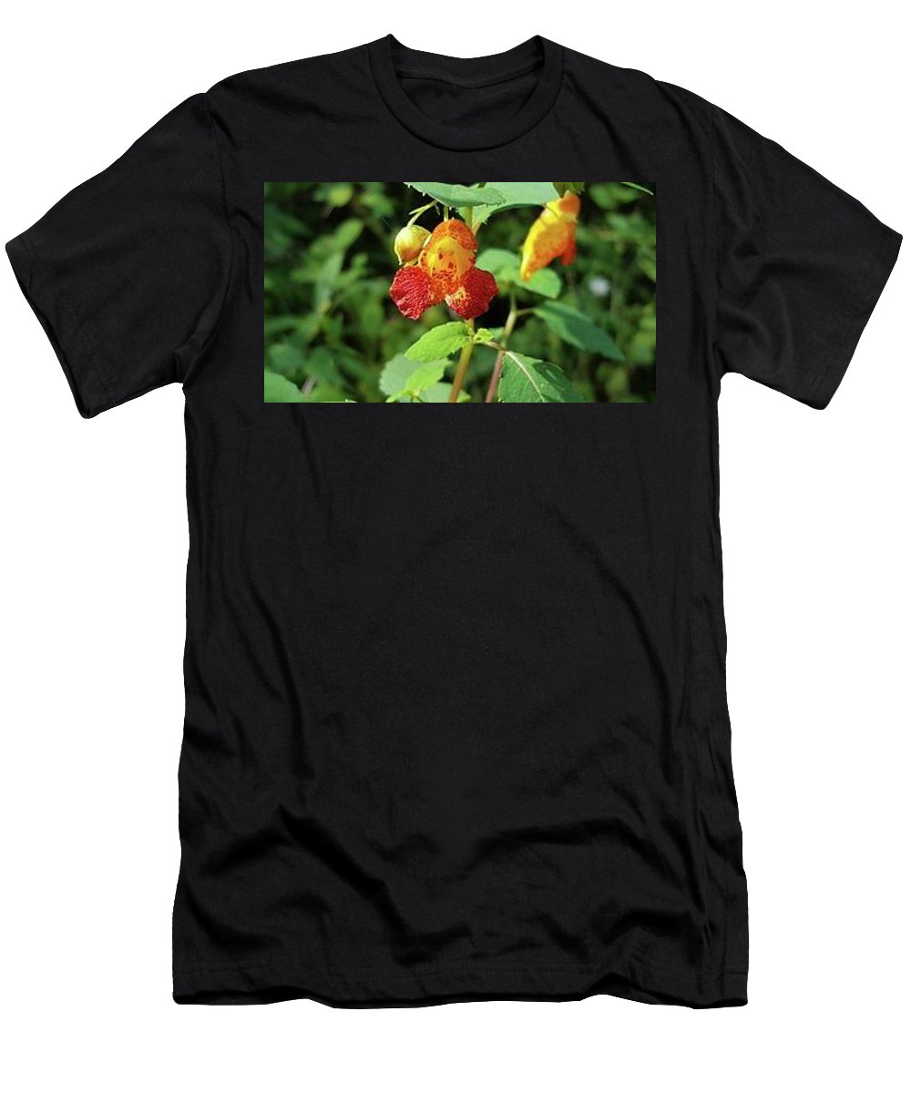 Men's T-Shirt (Athletic Fit) featuring the photograph First Bloom by Jessica Murphy