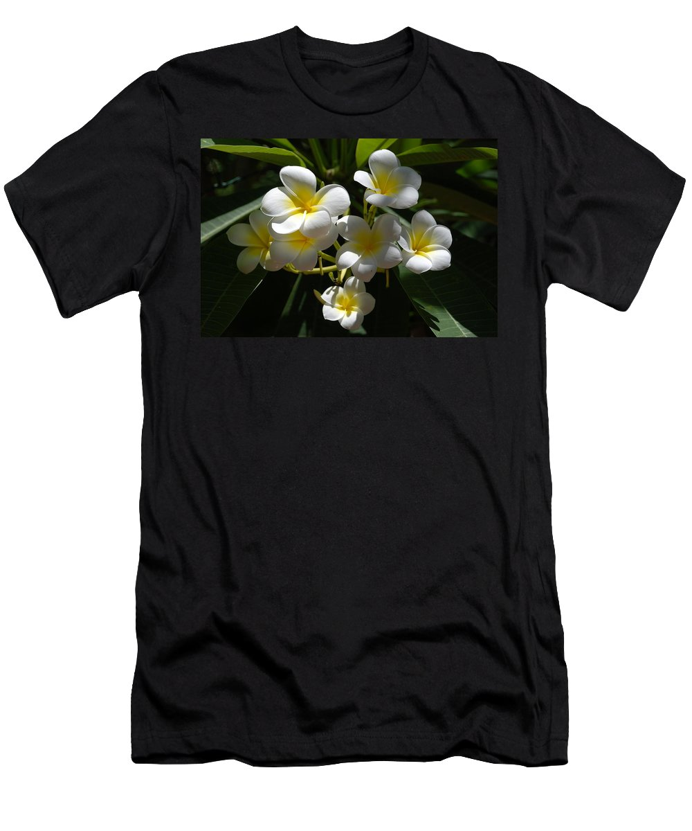 Nature Men's T-Shirt (Athletic Fit) featuring the photograph Floral Beauties by Rob Hans