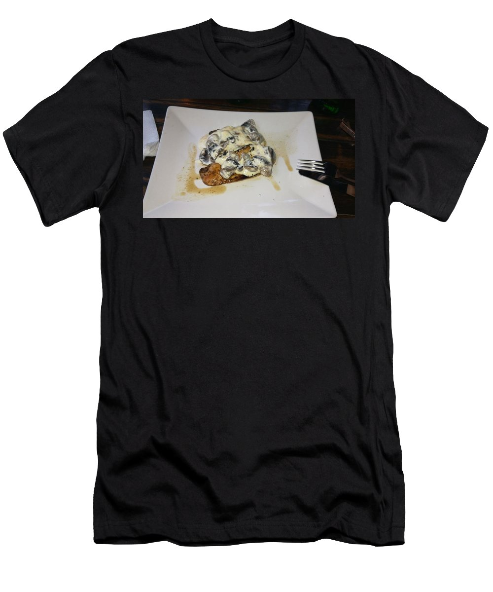 Men's T-Shirt (Athletic Fit) featuring the photograph Food by Daniela Buciu