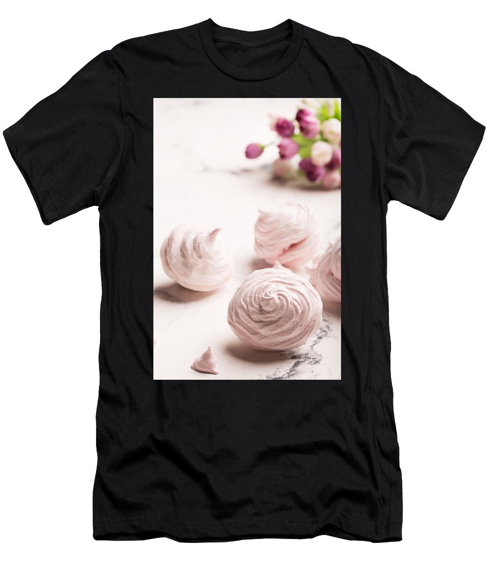 Vadim Goodwill Men's T-Shirt (Athletic Fit) featuring the photograph For My Darling With Love by Vadim Goodwill
