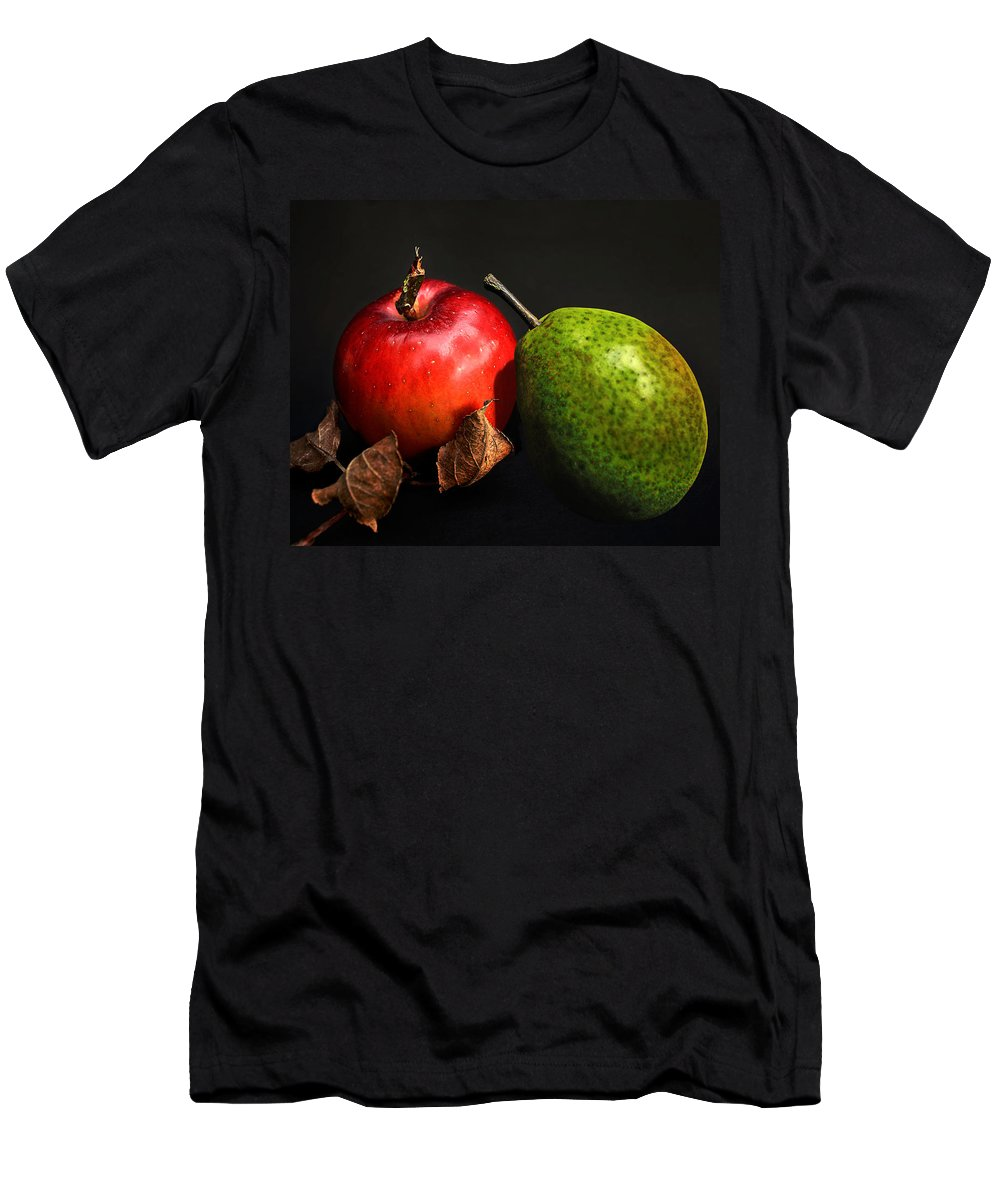 Fruit Men's T-Shirt (Athletic Fit) featuring the photograph Fruit Coalition by Joachim G Pinkawa