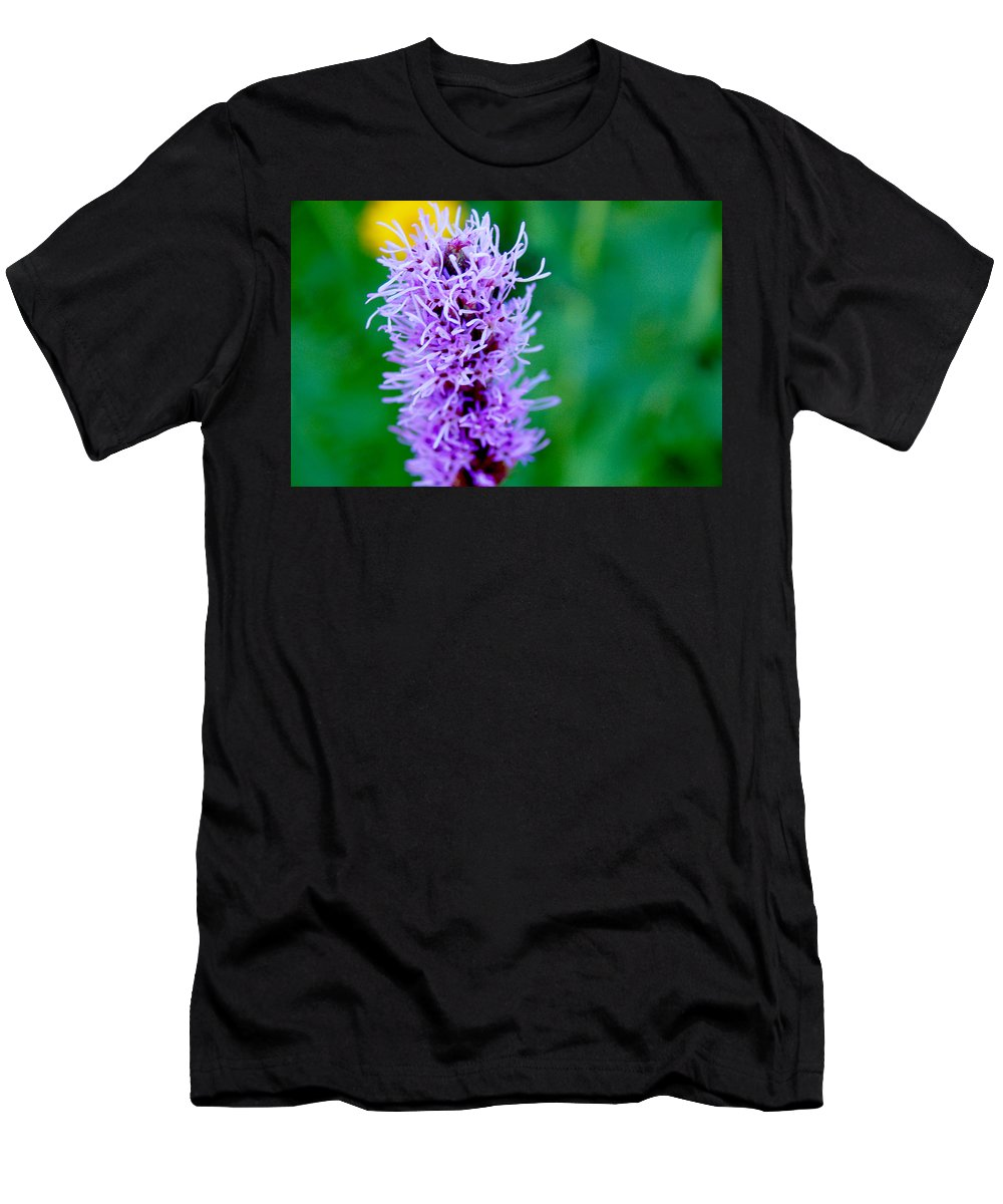 Men's T-Shirt (Athletic Fit) featuring the photograph Garden Blooms by Adnan Ilyas