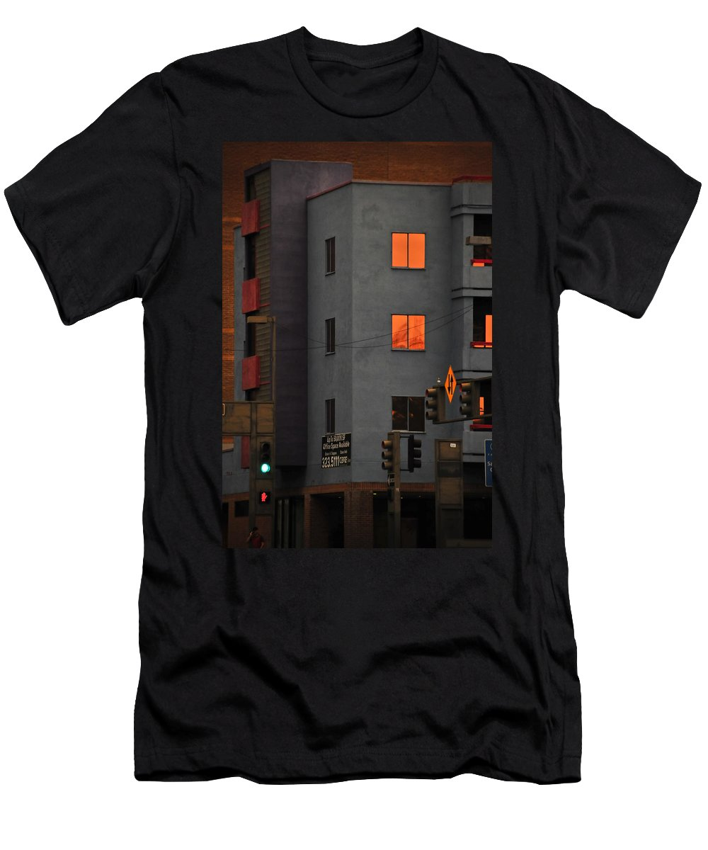 Go T-Shirt featuring the photograph Go by Skip Hunt
