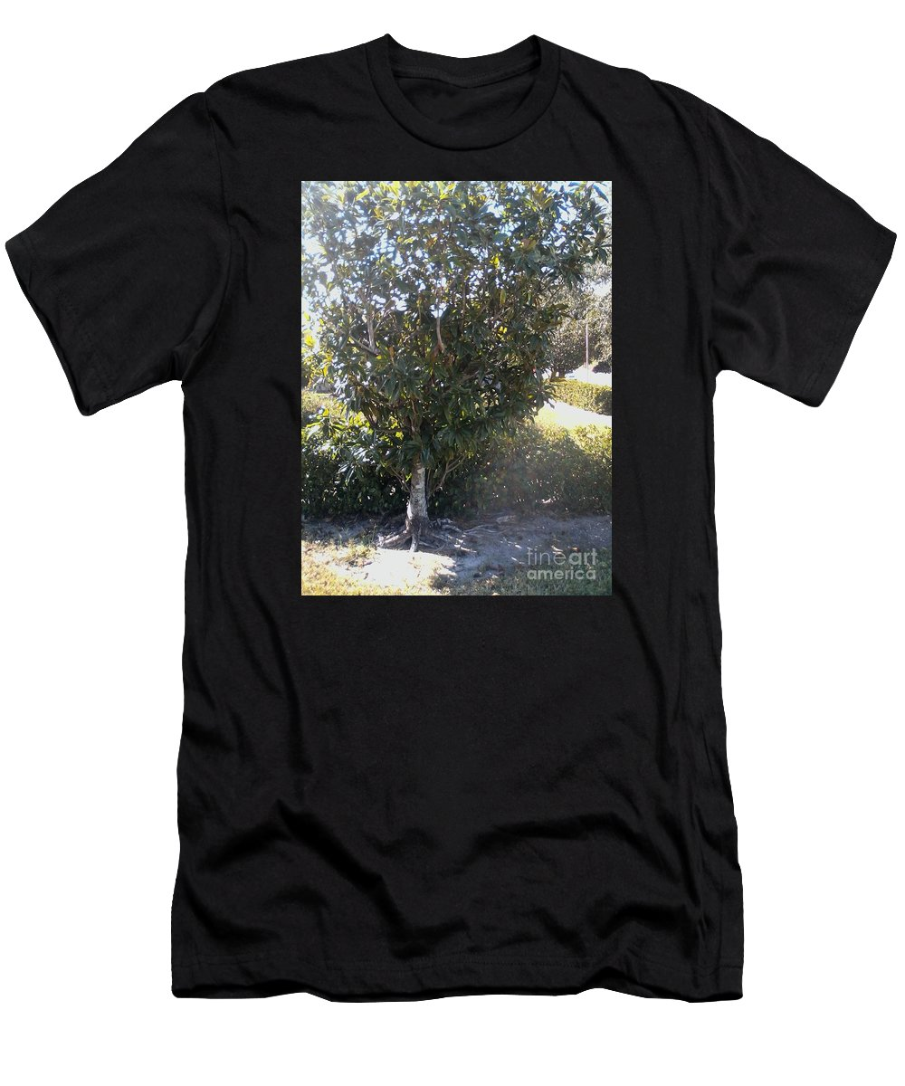 Men's T-Shirt (Athletic Fit) featuring the painting Go To Psl by Dutch MARCHING