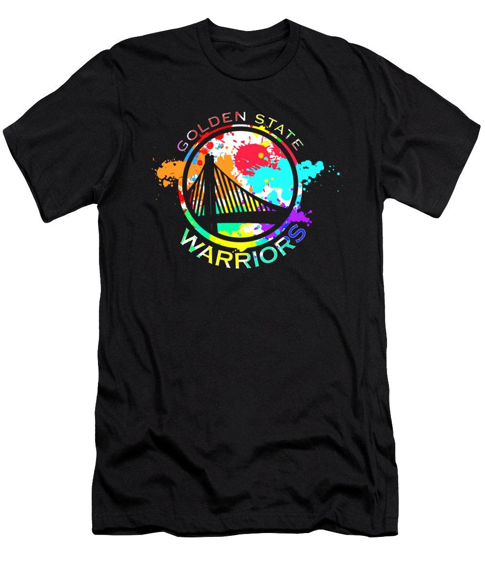 Nba Digital Art T-Shirts